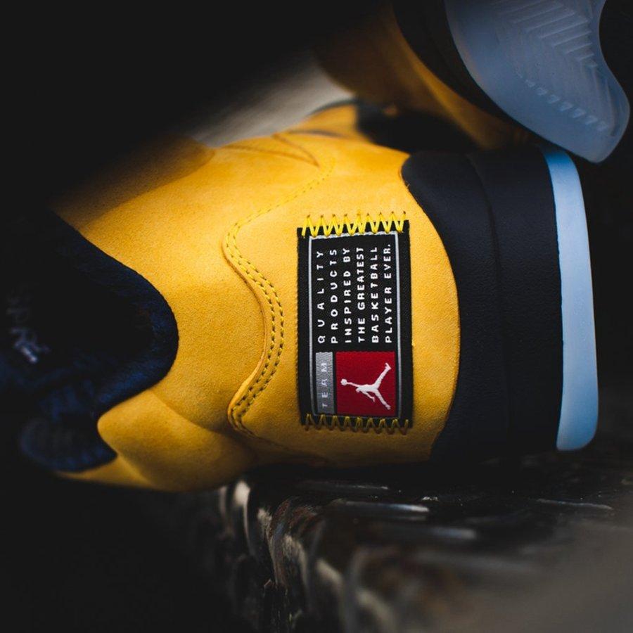 Air Jordan 5,AJ5,发售,Inspire,CQ  预售 2000+!来看看国内跳票的「密西根 AJ5」实物有多美!