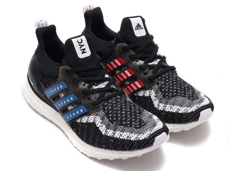 adidas,Ultra Boost,UB,2.0,City  城市限定登场!adidas Ultra Boost 2.0 这次细节有些小特色!