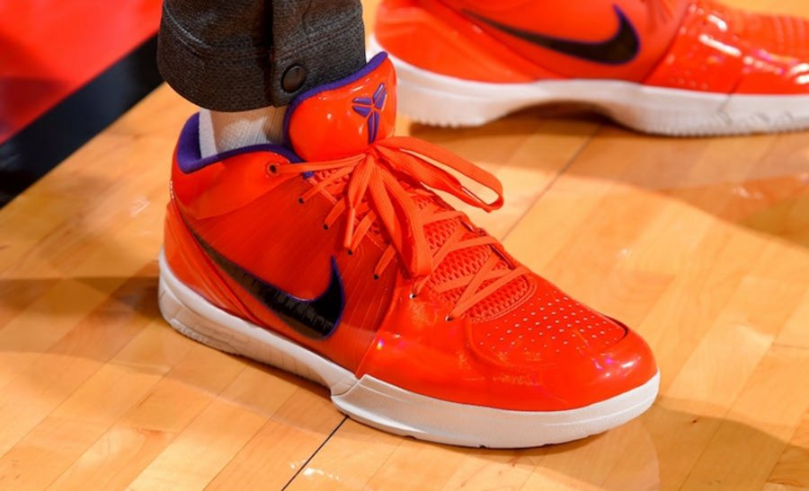UNDEFEATED,Nike,Zoom Kobe 4  湖人配色美哭!UNDFTD x Kobe 4 完整曝光,发售日期你猜到了么