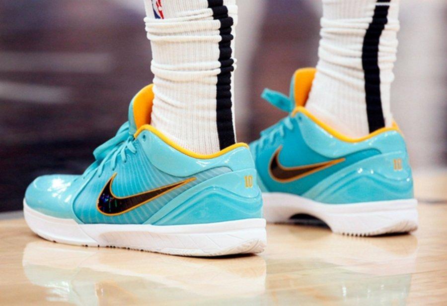 UNDEFEATED,Nike,Zoom Kobe 4,ZK  暗藏彩蛋!UNDEFEATED x Zoom Kobe 4 全新配色抢先看!