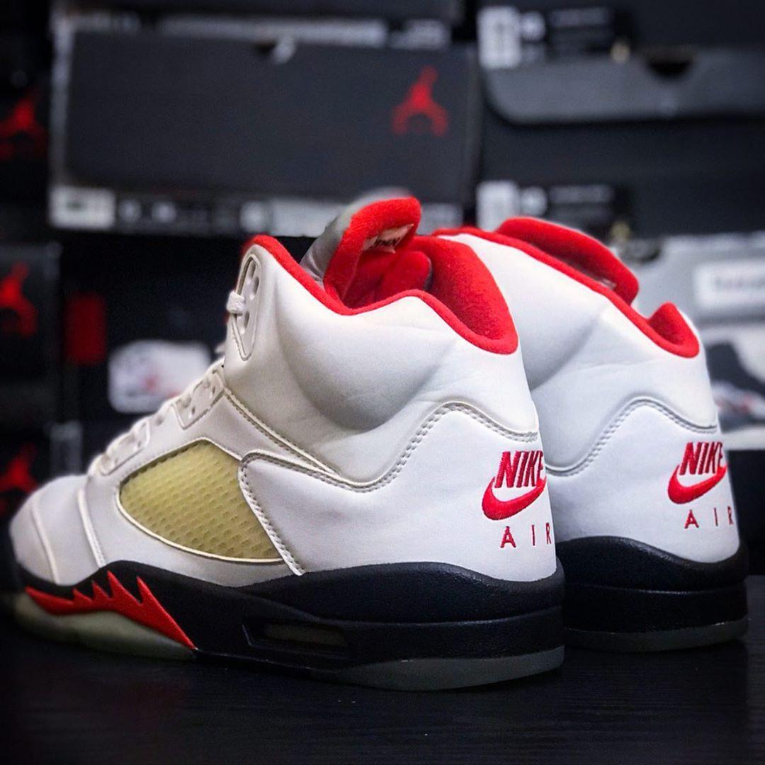 CT4838-102,AJ5,Air Jordan 5 CT4838-102 对!你们要的「流川枫 Air Jordan 5」!即将回归!