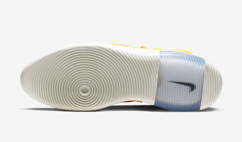 Nike,Fear of God,FOG,发售,Air Fo  Jerry Lorenzo 又带货啦!亮黄色 Air FOG 1 上脚真的帅!