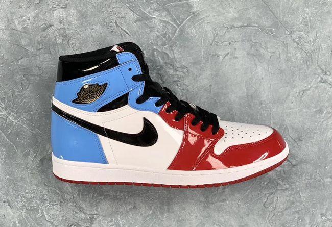 Air Jordan 1,CK5666-100,AJ1,发售  芝加哥 + 北卡蓝!这双 Air Jordan 1 新品看着就不便宜!