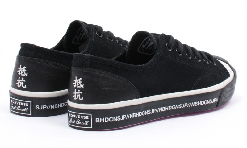NBHD,Converse,Chuck 70,Jack Pu  汉字元素 + 机能设计!NBHD x Converse 带来两双全新鞋款