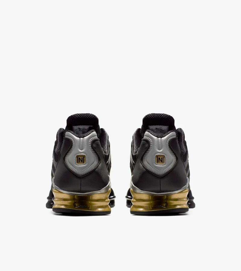 Nike,Shox Tl,发售,Neymar  复古黑金加持!内马尔专属 Nike SHOX TL 本周六发售!