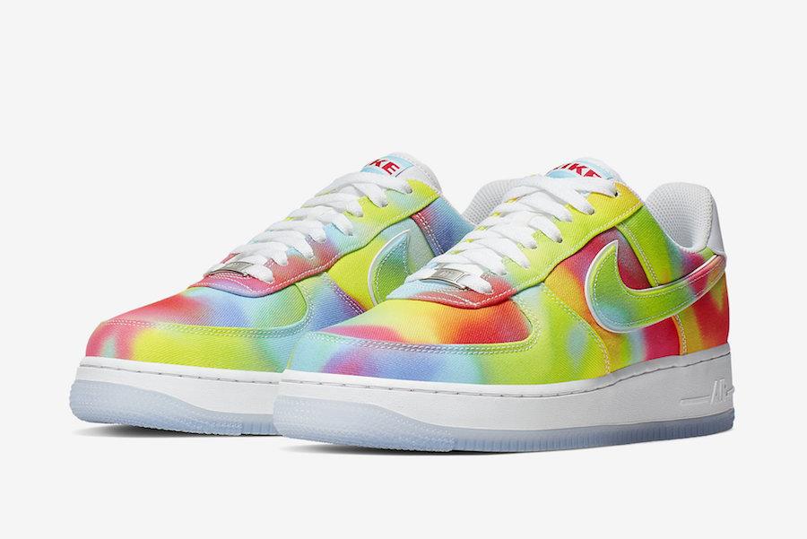 Nike,Air Force 1,Air Max 97,发售  最代表夏日的神仙配色!Nike 扎染系列现已发售!