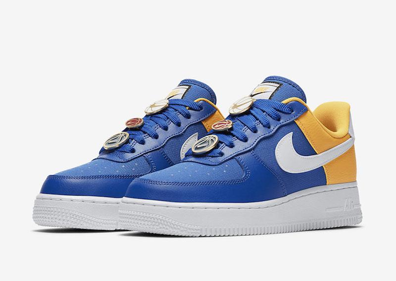 Nike,AF1,发售,Air Force 1 Low,WM  赠品丰富!篮球主题 Nike Air Force 1 Low 即将发售!