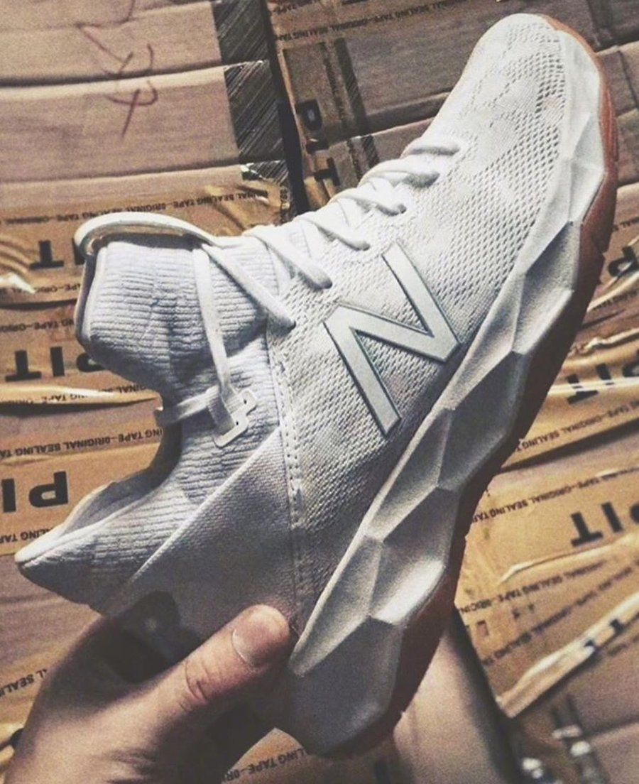New Balance  下一双篮球鞋?New Balance 全新鞋款曝光