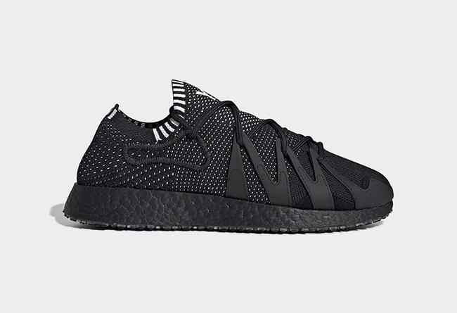 adidas  曲折热固支撑 + 波点编织鞋面!全新 adidas Y-3 下周发售