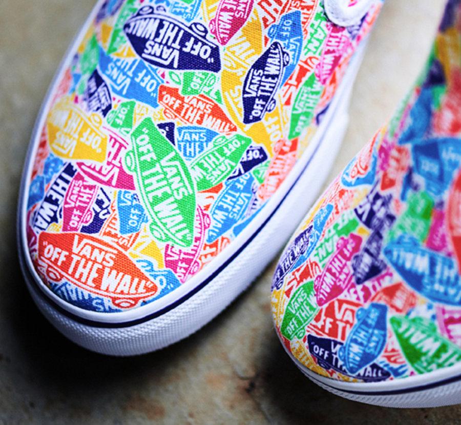 vans,Slop-On,发售  可能是「最骚的滑板鞋」!这双 Vans 新品千万别错过!