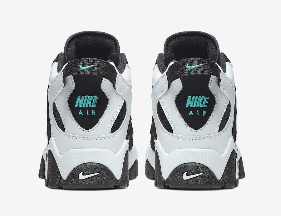 Nike,Air Barrage Mid,发售,AT7847  取之不尽的球鞋库!Air Barrage Mid 即将复刻发售!
