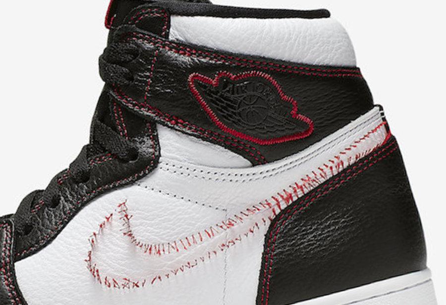 Air Jordan 1,AJ1,CD6579-071,发售  前所未见的新操作!拆线 Air Jordan 1 官图来了!你会冲吗?