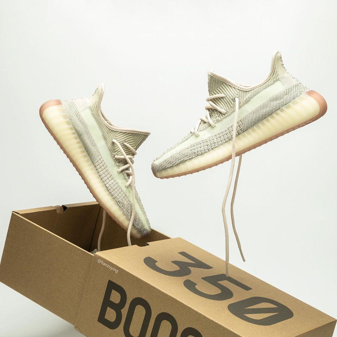 "adidas,Yeezy,Yeezy Boost 350 V  最怪「满天星」来了!Yeezy 350 V2 ""Citrin"" 全反光效果香不香?"