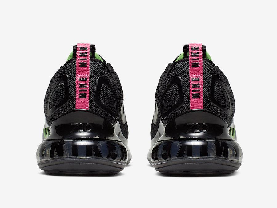 Nike,Air Max 720,发售  当下最火的荧光色点缀!这双 Air Max 720 太洗脑了!