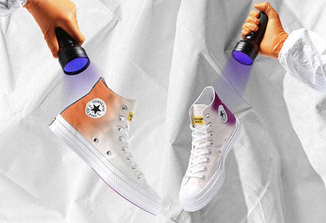 Chinatown Market,Converse,Chuc  超好玩的「变色鞋面」!Converse 这波联名说什么也要冲了!