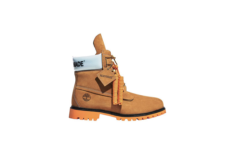 READYMADE,Timberland,6-Inch Bo  大咖超爱的军事品牌! READYMADE「联名大黄靴」即将发售!