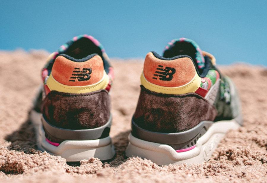 New Balance,998,发售  夏威夷海滩既视感!这双 New Balance 新品不容小觑!