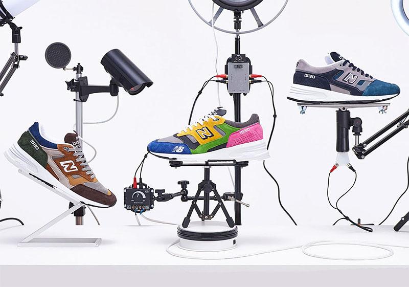 "New Balance,Sample Lab,1500,15  配色随机「抽抽乐」!New Balance ""Sample Lab"" 即将发售"