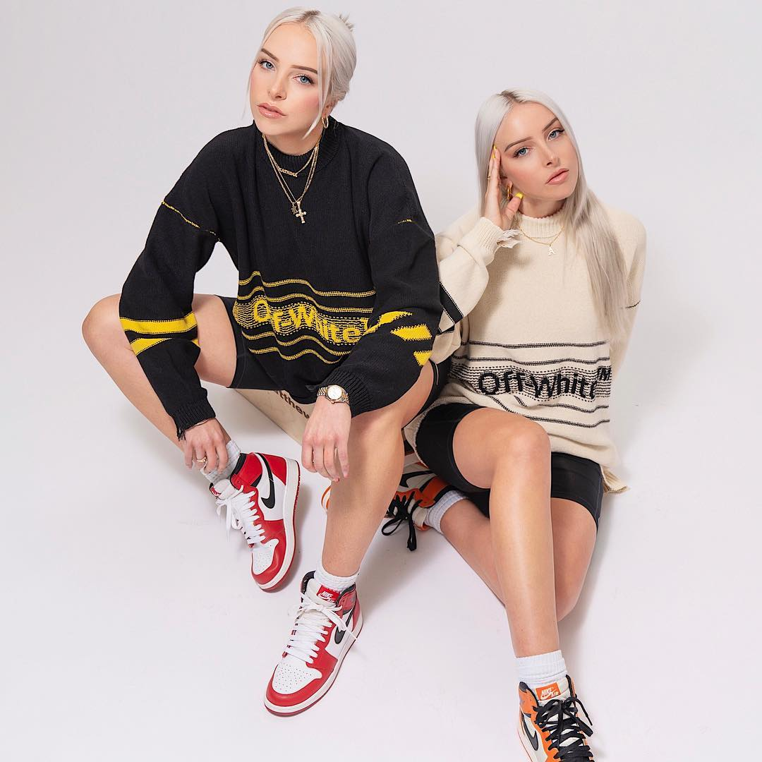 Nike,adidas,New Balance,Air Jo  小姐姐们夏天怎么搭球鞋?只会露可不行!