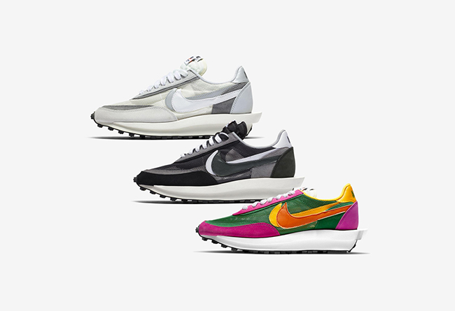 BV0073-301,BV0073-100,BV0073-0  难道也要突袭发售?三双新配色 sacai x Nike 官图释出!