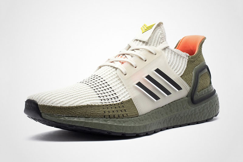 adidas,UB,Ultra Boost 19,UB19,  colorBOOST 再度来袭!这次还加入了独特的军事元素!