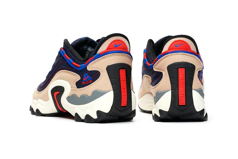Nike,ACG Air Skarn  Air Max 95 与 Air Max 98 结合体!ACG 复古鞋款今年回归