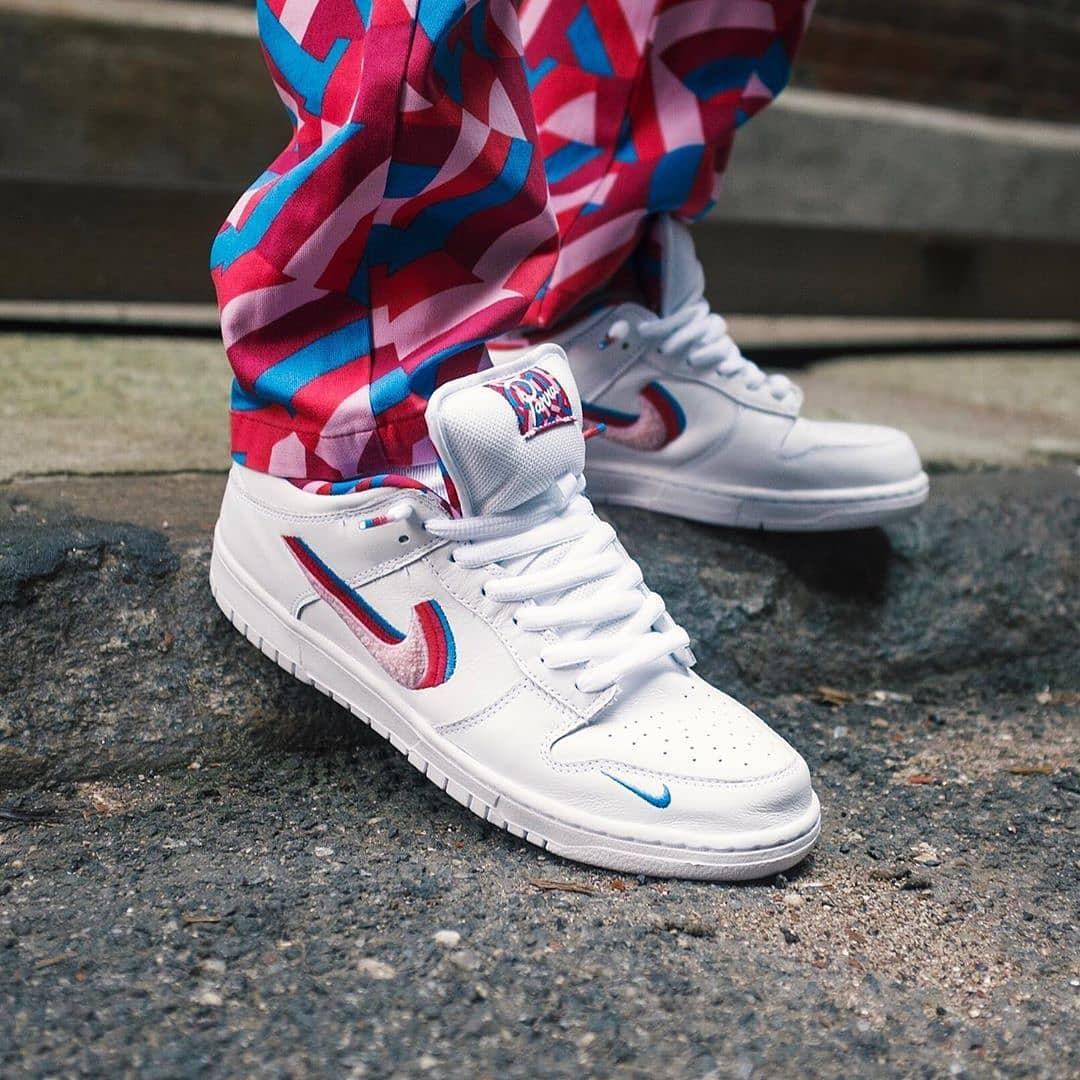 Nike,adidas,Parra  天气炎热,买点鞋降降温!一周球鞋美图欣赏!07/26