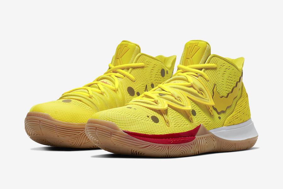 Nike,alphadunk,海绵宝宝  Nike 天猫迎重磅活动!原价入手 Adapt BB,还有神秘鞋款首发!