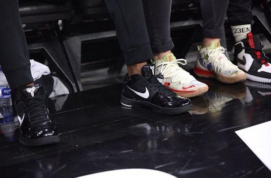 Zoom Kobe 4,Nike,潮鞋货源-H12纯原-莆田鞋厂家