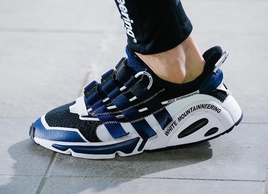 adidas,LXCON,White Mountaineer  前所未见的登山扣鞋带!白山联名 adidas LXCON 首度曝光!