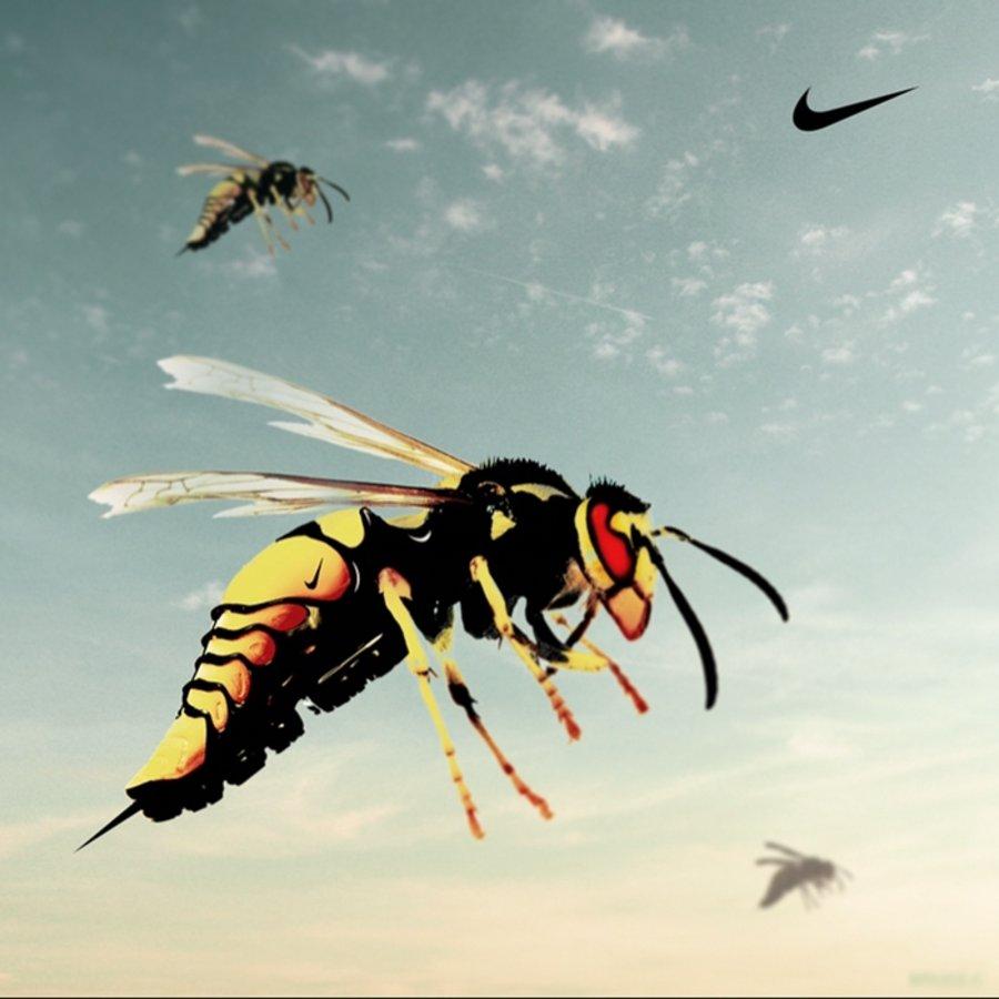 Nike,Yeezy,adidas,球鞋插画  岂止钩子一反?这样的「逆天联名」要发售,真得倾家荡产!
