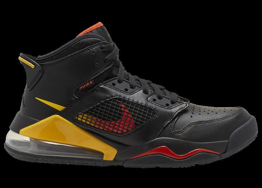 Jordan,Jordan Mars 270,CD7070-  番茄炒蛋 + 渐变 Swoosh!全新 Jordan Mars 270 即将发售