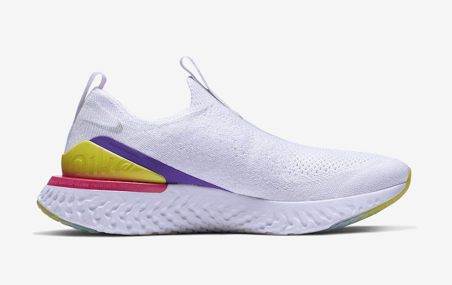 Nike,Epic,React,发售,CI1290-100  前所ξ未见的♂ Swoosh 设计!Nike Epic React 全新版这两人要比宿清帮本官网发售