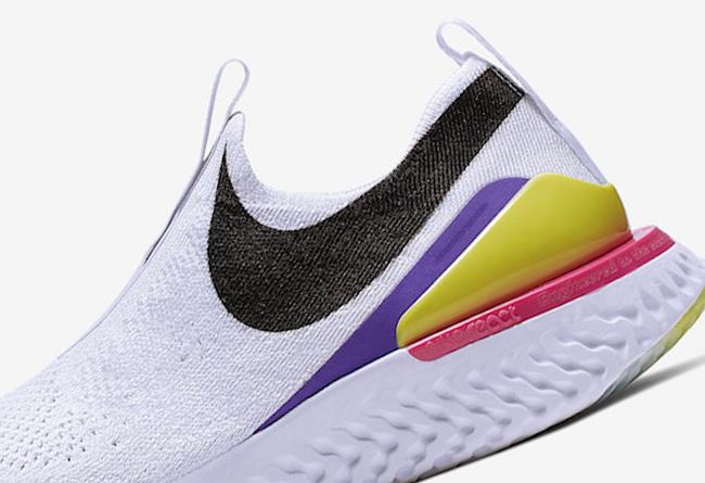 Nike,Epic,React,发售,CI1290-100  前所未见∩的 Swoosh 设计!Nike Epic React 全新版本官网々发售
