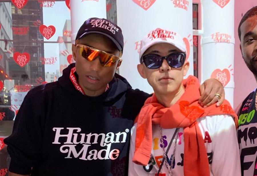 NIGO,Pharrell,adidas,Hu NMD,So  NIGO、菲董和 adidas!这可能是今年「最重磅的三方联名」!