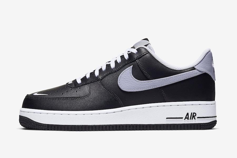 Air Force 1,AF1,Nike,发售,CJ8731  个性刺�K绣加持!这双看着方天画戟酷似断钩的 Air Force 1 打几分?