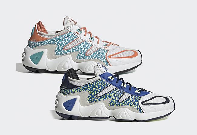 adidas,FYW S-97,EE5306,EE5307  令人着�^了片刻之后迷的「天足跑鞋」!adidas FYW S-97 新品�D�r著急到即将发售