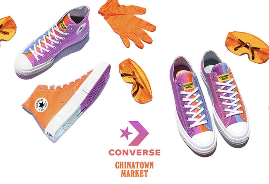 Converse,Chinatown Market,Chuc  限时登记刚刚开启!匡威「变色」联名原价入手机会来了!