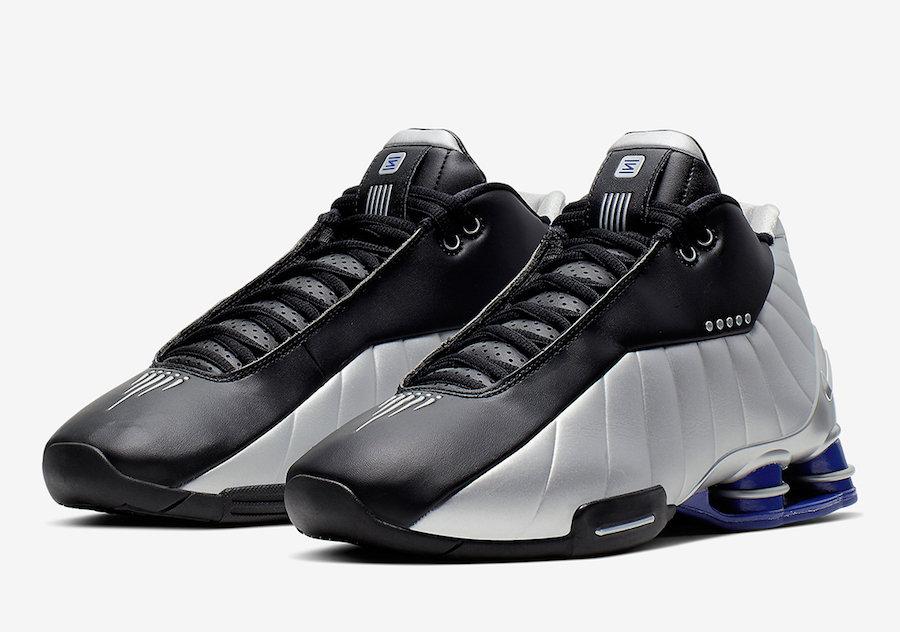 Nike,Shox BB4,AT7843-001,发售,  科幻前卫的实战利器!Nike Shox BB4 下周发售!