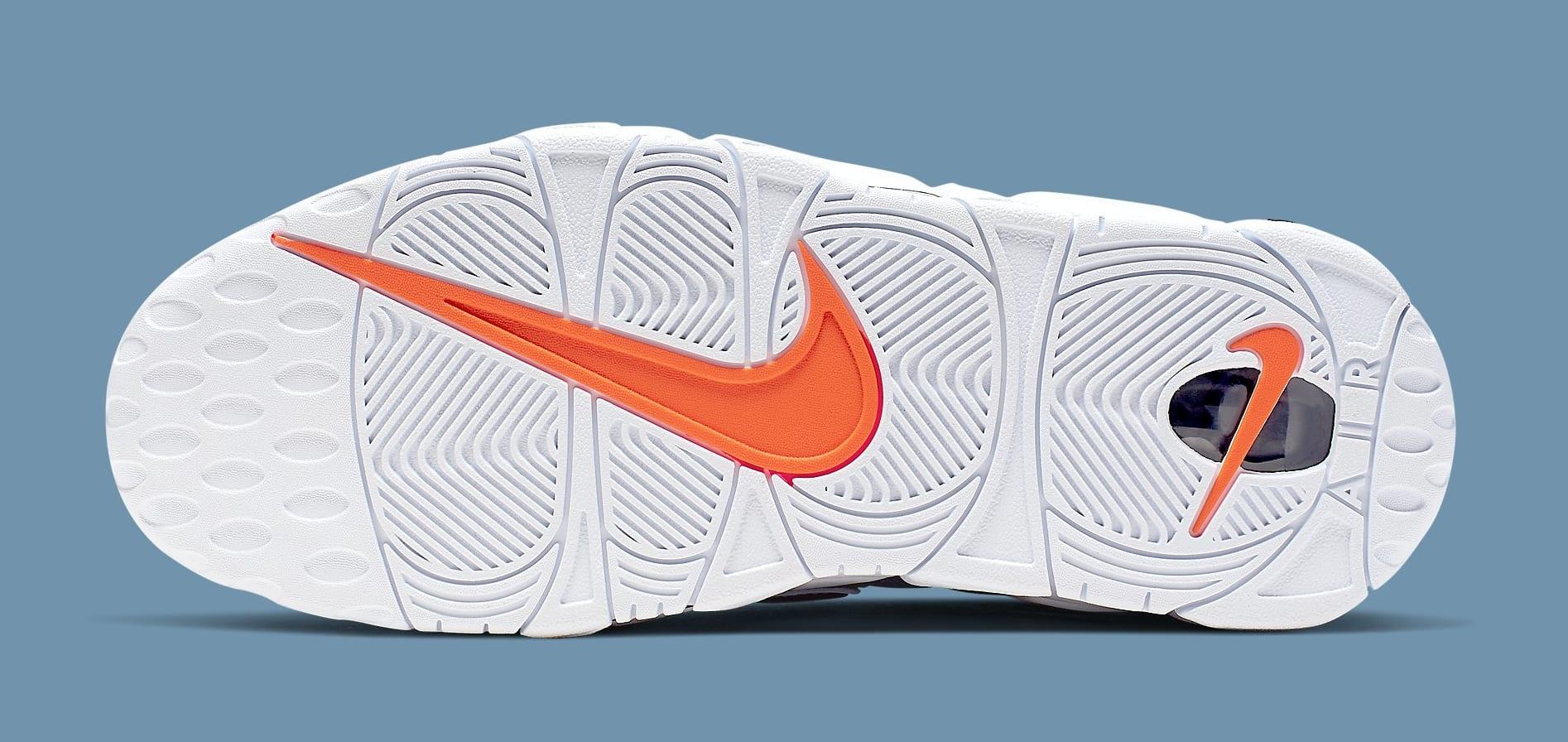 Nike,AIR,Air More Uptempo,CJ61 单宁材质「大 AIR」下周发售!上脚也格外帅气!