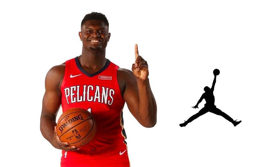 Zion,Jordan Brand,Jordan  李宁、安踏其实出价更高!Zion 签约 Jordan 细节曝光!