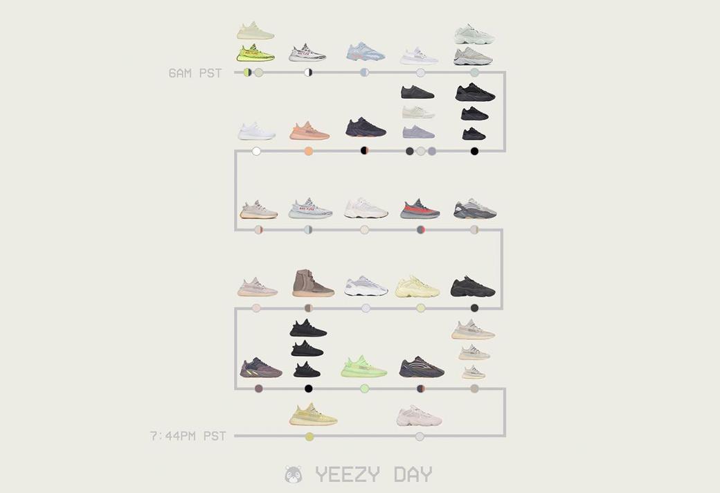adidas,adidas Originals  被 YEEZYDAY 大补货震撼了?今天国内 adidas 也有惊喜福利!