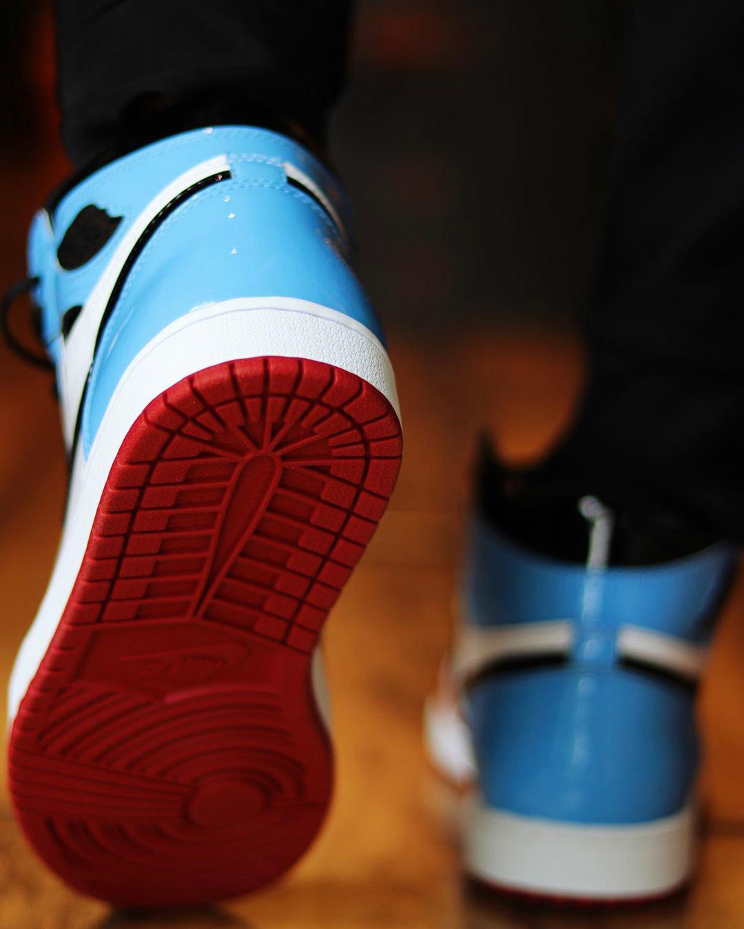 Air Jordan 1,Black Toe,发售,AJ1,  《新说唱》导师的最爱!AJ1 下半年的「必抢配色」全在这!