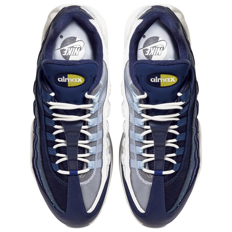 Nike,Air Max 95,CK1412-400,Day  蓝天白云与黑夜星空!这双 Air Max 95 新品真特别!