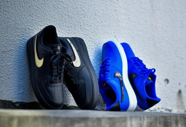 Nike,Air Force 1 '07 LV8 3,CI0  可拆卸 Swoosh!全新换钩 Nike Air Force 1 已经发售!