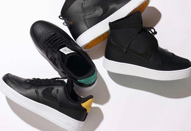 Nike,Air Force 1,  解构系列又添新成员!Nike Air Force 1 新配色即将发售!