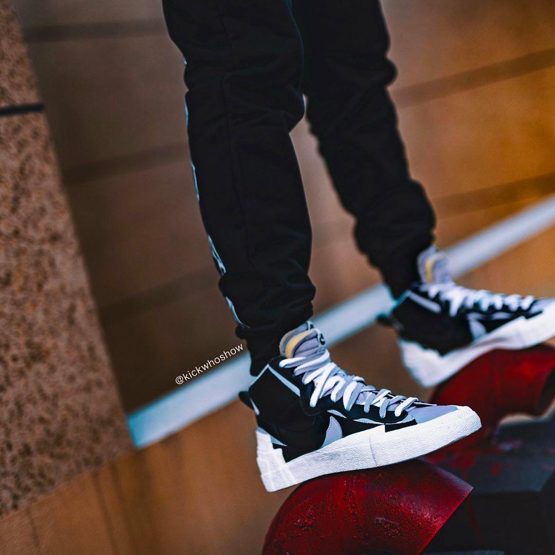 Sacai x Nike Blazer,潮鞋-莆田鞋-精仿鞋-高仿鞋