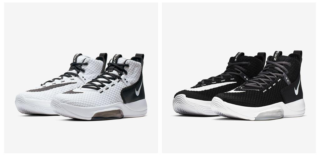 Nike,Zoom Rize TB,BQ5468-100,B  气垫体积同样可观!Nike Zoom Rize TB 官网现已发售!