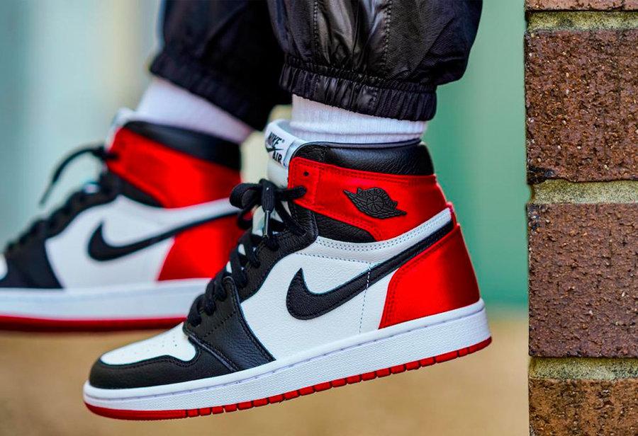 CD0461-016,AJ1,Air Jordan 1 CD0461-016 尚未发售已是天价!「丝绸黑脚趾」AJ1 的上脚效果到底如何?