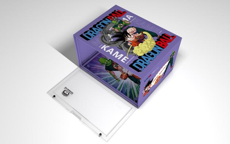 龙珠,DBRukia,鞋盒,Dragon Ball  还有隐藏款!DBRukia 与 Dragon Ball 联名鞋盒即将发售
